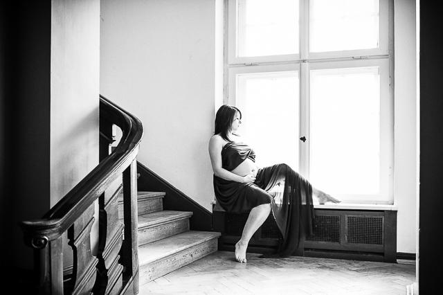 Natürliche Schwangerschaftsbilder